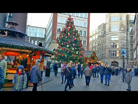 Christmas Market Bremen Germany