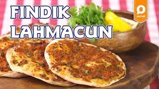 Fındık Lahmacun Tarifi - Onedio Yemek - Pratik Yemek Tarifleri
