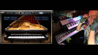 PROJECT PRESET - Addictive Keys Part 1 - Studio Grand