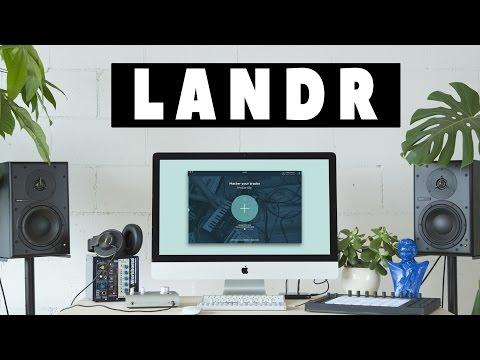 LANDR - La inteligencia artificial que MASTERIZA en SEGUNDOS - Review/Análisis