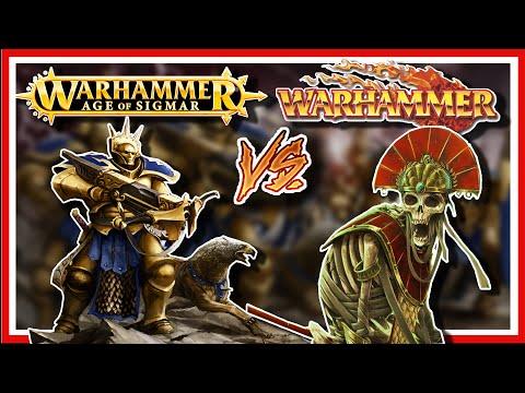Warhammer Fantasy vs Age of Sigmar
