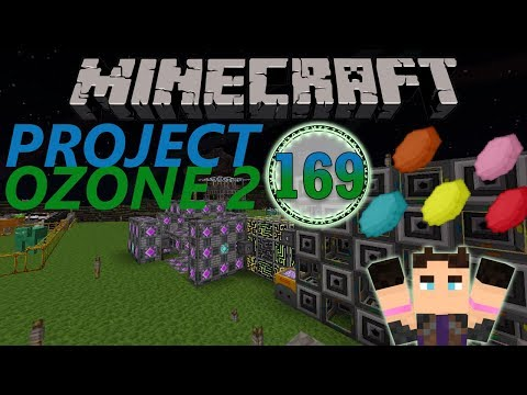 Minecraft: Project Ozone Part 169 - PETAL POWER
