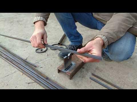 Простые ножницы для резки квадрата своими руками