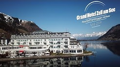 Hotel with most amazing view, Grand Hotel Zell am See - review