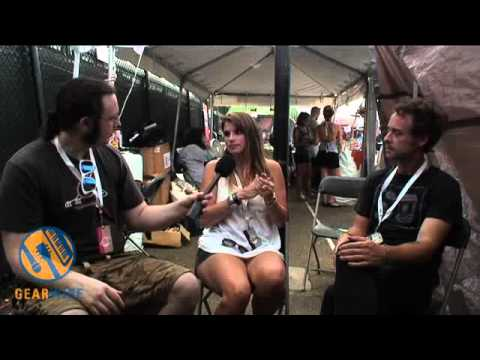 Pitchfork Music Festival 2010: Luke And Tini From Here We Go Magic On DIY Recording (Video)
