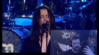 Alter Bridge - Blackbird Live - REACTION