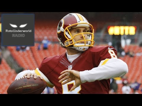 Kirk Cousins will be better in the red zone in 2017
