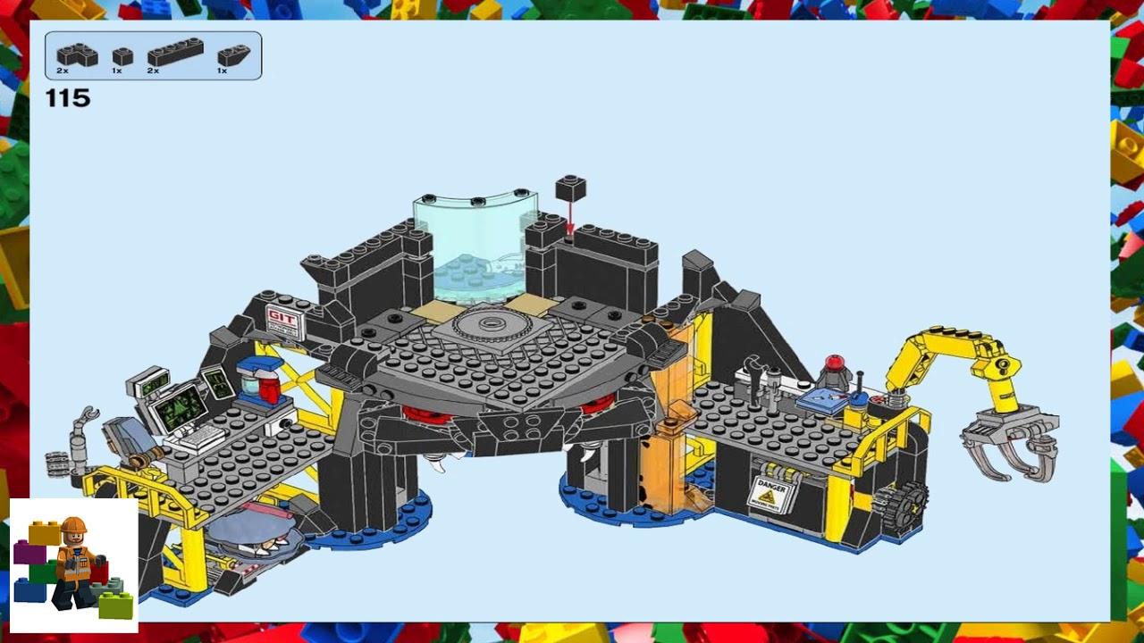 Lego Ninjago Movie Instructions Quake