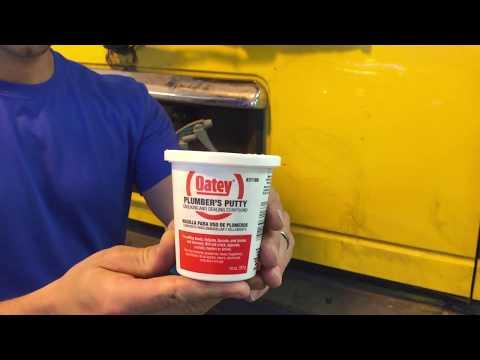 DIY clay bar! Clay bar alternative how to!! Save money!! - YouTube