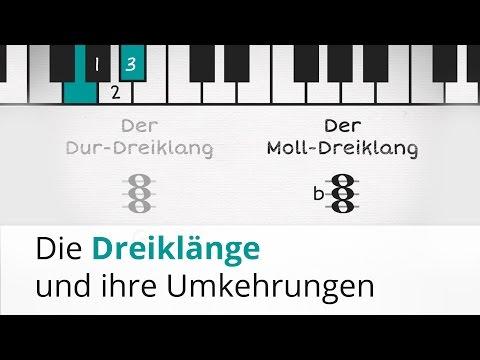 Erklärvideo Dreiklang Musik | Erklärvideo SabineSarfert.de