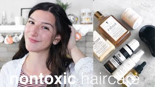 Haircare Routine | Nontoxic, Clean Beauty