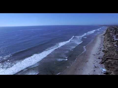 Dji Phantom Carlsbad Beach Campground