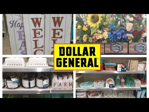 🦋🌻 Spring Into DOLLAR GENERAL!! Shop W/Me/ Farmhouse/ Decor & More!! 🌺🌷