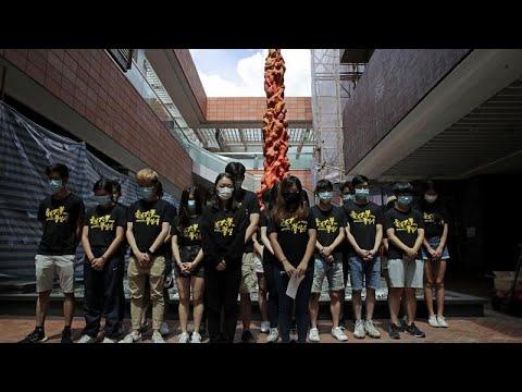 Гонконг: уважать гимн Китая