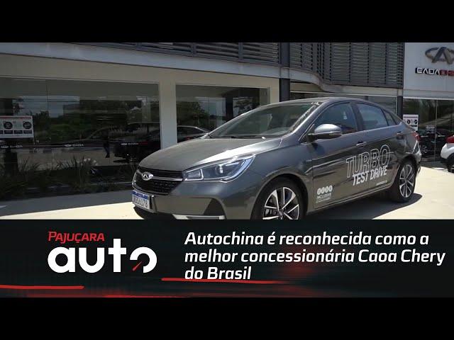 Autochina é reconhecida como a melhor concessionária Caoa Chery do Brasil