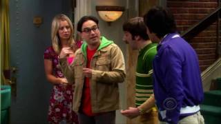 The Big Bang Theory Season 3, Episode 1 , Sheldon Cooper Runs to His Mother, Part1