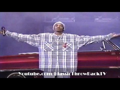 """Download Snoop Dogg & Dr. Dre - """"G Thang/What's My Name"""" Live (1994)"""