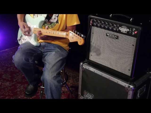 MESA/Boogie Recto-Verb 25 Ch. 1 CLEAN – Surf Clean & Reverb