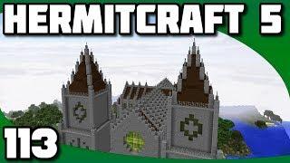 Hermitcraft 5 - Ep. 113: Cathedral Odd Jobs