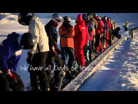 Cardrona Ski Resort Promotional Video