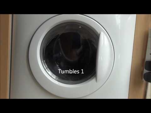 Zanussi Aquafall ZWHB7160 Washing Machine : Jeans 40'c