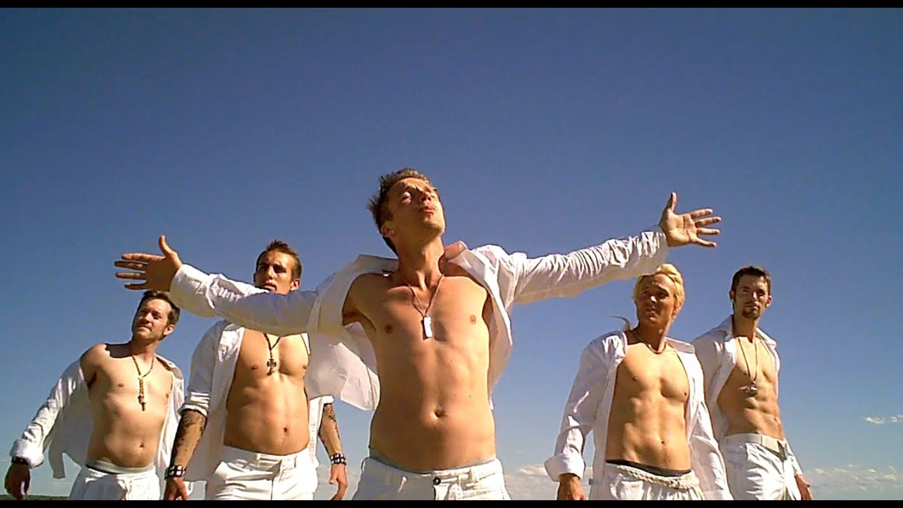 from Blake backstreet boy gay video