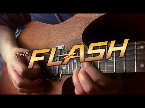 CW's The Flash Theme on Guitar + TAB