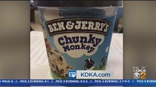 Ben & Jerry's Chunky Monkey Ice Cream Under Recall