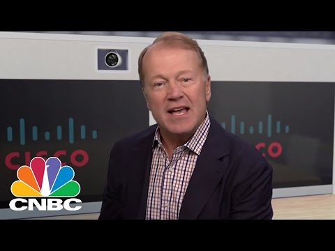 Cisco Systems CEO John T. Chambers: A Dow Dazzler   Mad Money   CNBC
