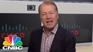 Cisco Systems CEO John T. Chambers: A Dow Dazzler | Mad Money | CNBC