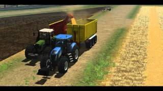 Farming Simulator 2011 Mod trailer