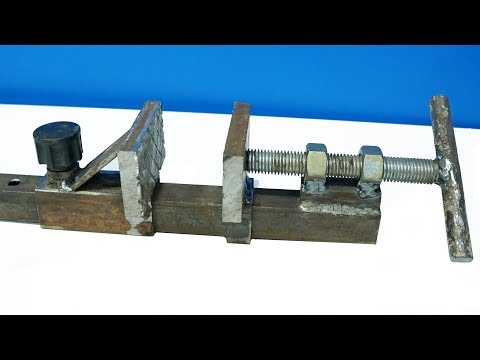 Wow !!! Homemade long Bar Heavy Clamp