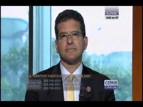Pierluisi Interviewed on C-SPAN about Puerto Rico