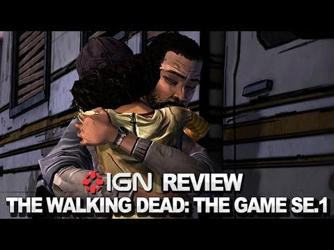 The Walking Dead: The Game Season 1 Video Review