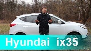 видео Hyundai IX35