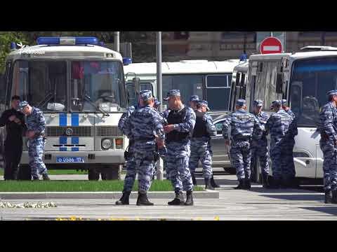 Москва инаугурационная