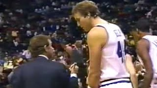 Chris Welp (6pts) vs. Bulls (1988)