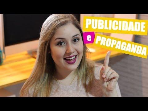 COMUNICAÇÃO SOCIAL - PUBLICIDADE E PROPAGANDA de YouTube · Duração:  54 segundos