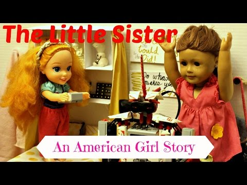 The Little Sister: An American Girl Story  Takos