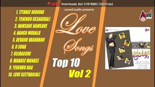 "Love Songs Top 10 Vol 2|""Juke Box""