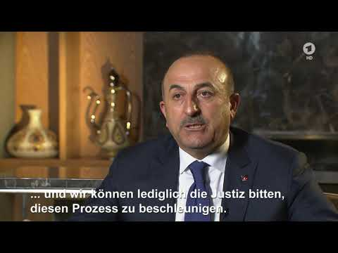 Interview of Foreign Minister Mevlüt Çavuşoğlu to ARD / Taggesschau.De, 11 January 2018