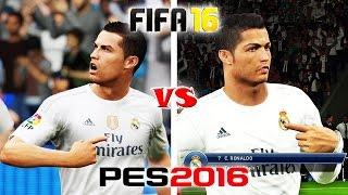 FIFA 16 vs. PES 16: Celebrations