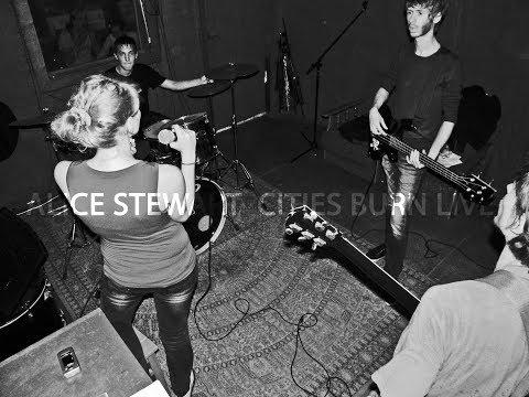 Alice Stewart - Cities Burn (live)