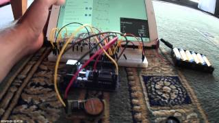 Clock Arduino Build Feb 2015 With Icircuit