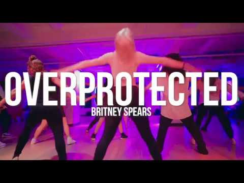 LUAM teaches Britney Spears OVERPROTECTED