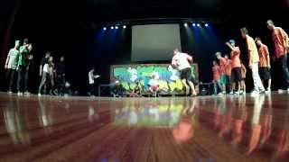 Bauru Breakers vs Action Breakers   Tricks vs Tricks 2013