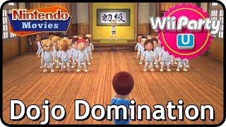 Wii Party U - Dojo Domination - Beginner