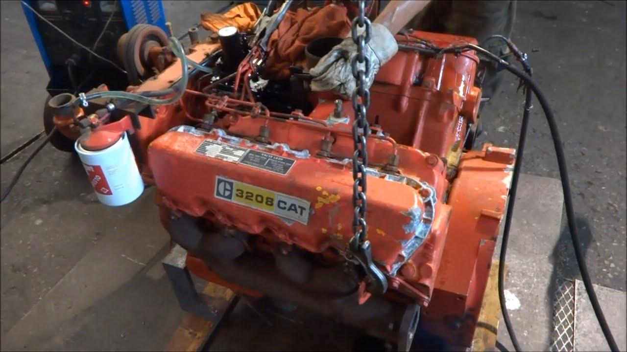Caterpillar Engine 210hp