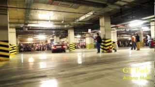 GT Park  первый  Дрифтинг
