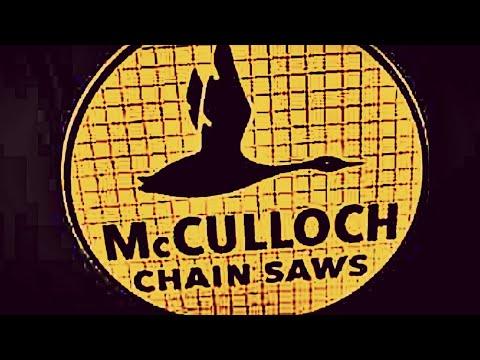 McCulloch History